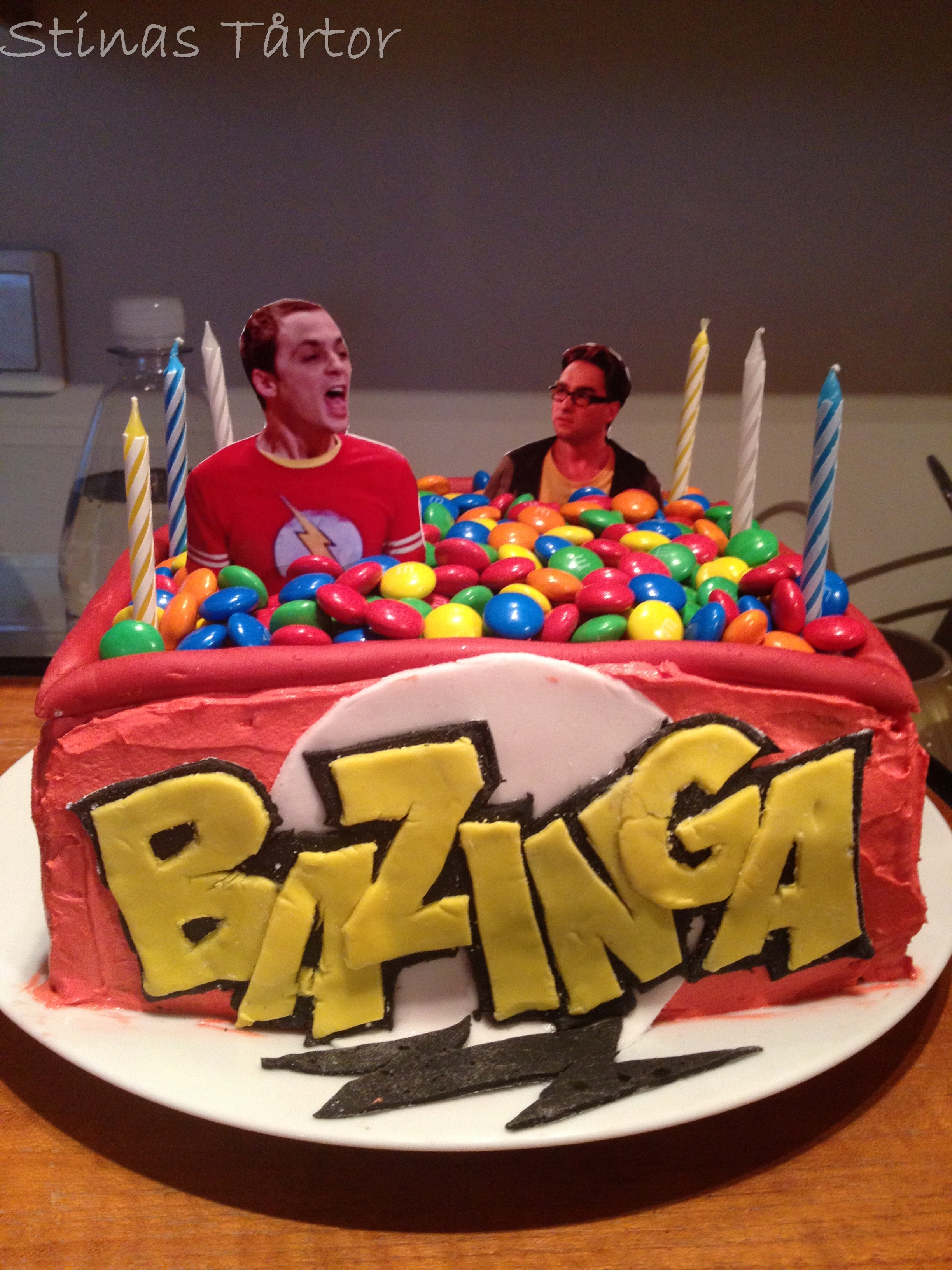 Birthday Cake Design For Big Brother : januari 2014 Stinas Tartor